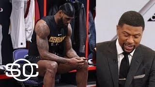 Jalen Rose reads list of LeBron James