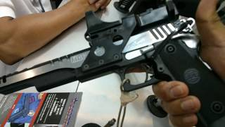 Metro Arms Corporation Booth - 25th Defense & Sporting Arms Show May 20, 2017 Davao City Philippines