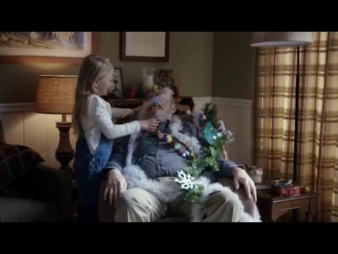 tv commercial walmart christmas cheer spread the joy of christmas cheer save money live better - Walmart Christmas Commercial