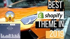 Best Shopify Theme in 2020 | Shopify Booster 2.0 Review | What Shopify Theme to Use in 2020 for sale
