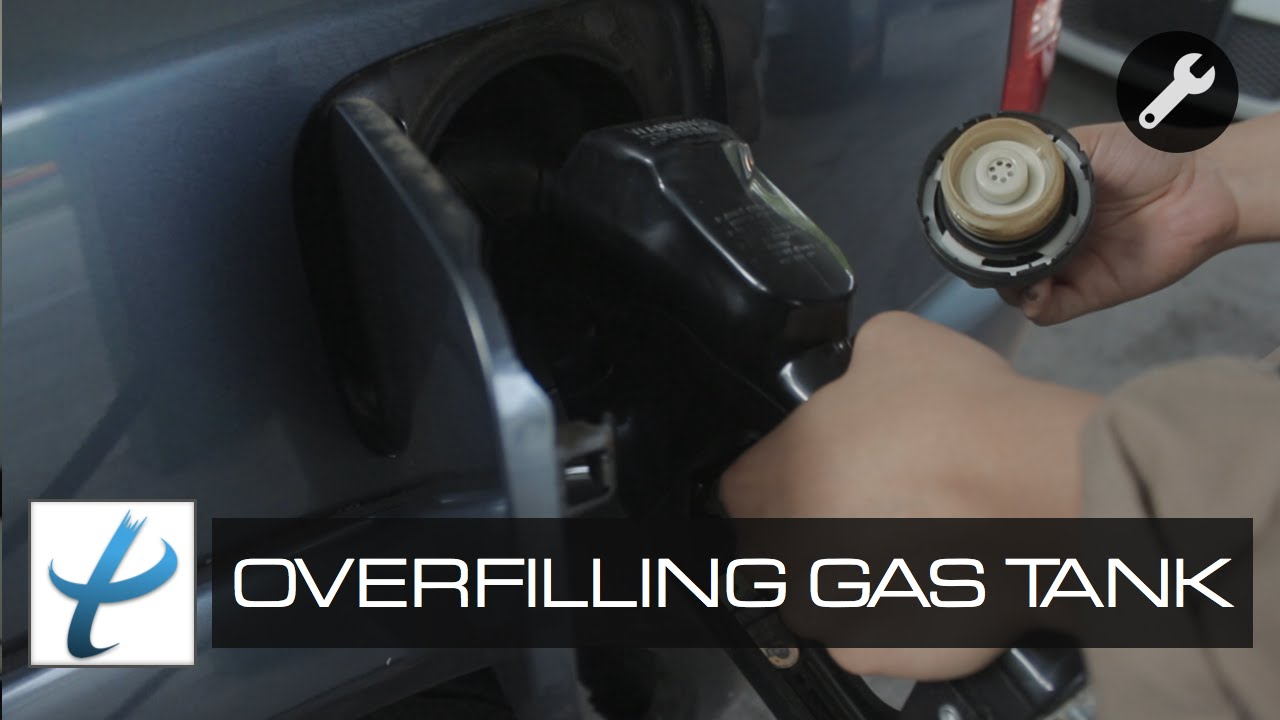 Importance of Not Overfilling Gas Tank - Costly Automotive Repairs