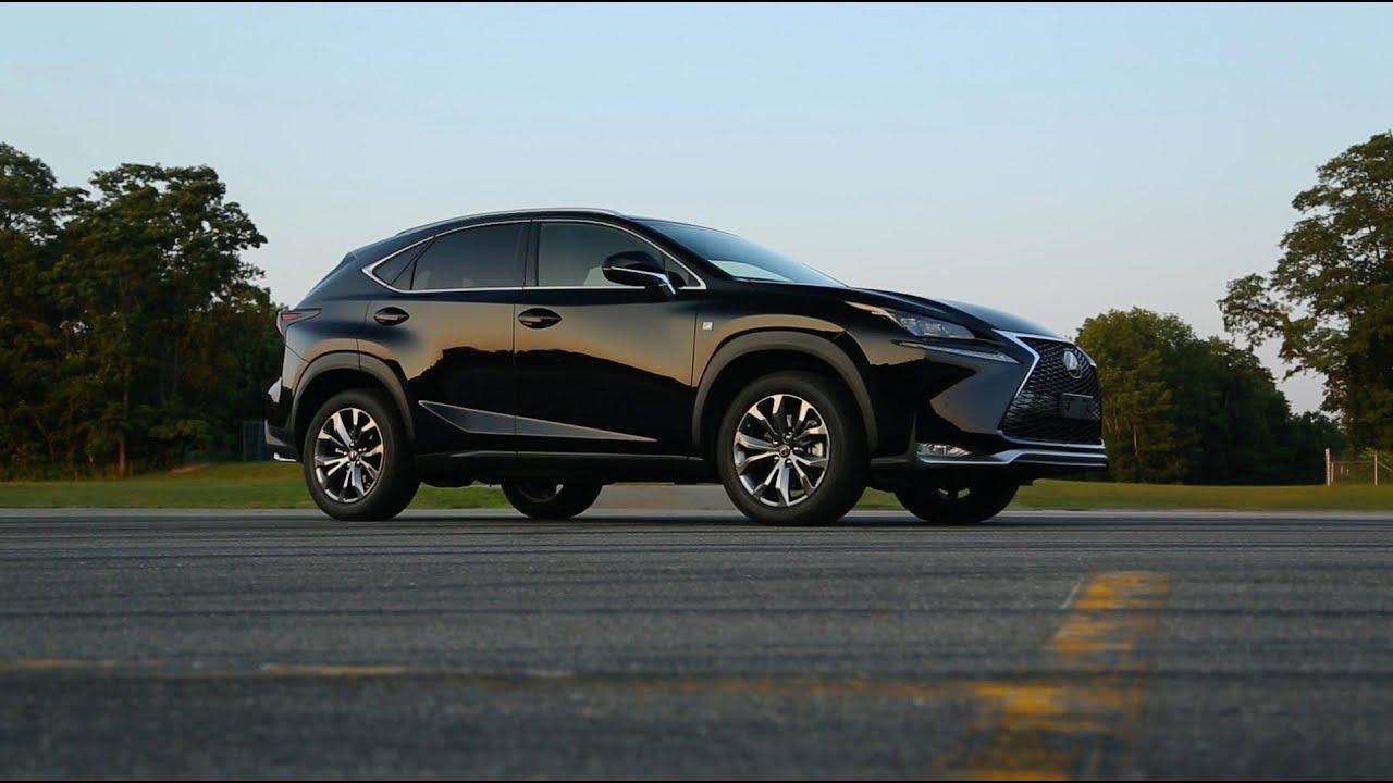 nx lexus car review new