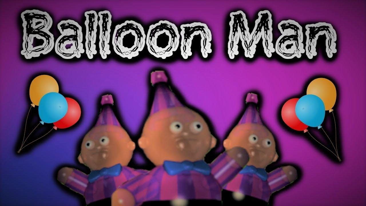 Twerking Balloon Man - YouTube