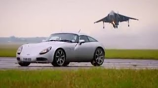 TVR car review - Top Gear - BBC