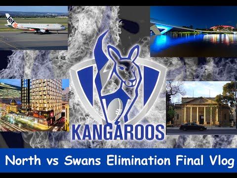 Elimination Final Vlog (2016)