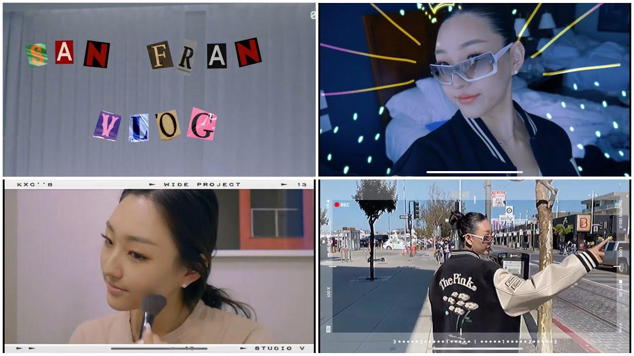 san francisco trip vlog! / 미국 샌프란시스코 브이로그!