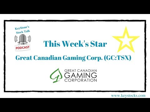 Weekly Star - Great Canadian Gaming Corp. (GC:TSX)