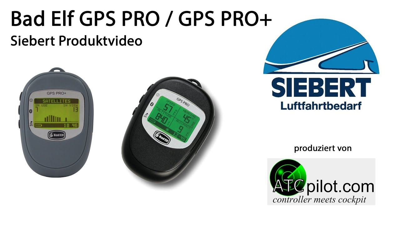 691c389b697 Bad Elf GPS Pro u. Bad Elf GPS Pro+ für iPod