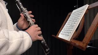 Langenus clarinet no.24