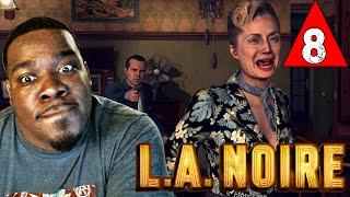 LA Noire Gameplay Walkthrough Part 8 - No Love Lost - Lets Play LA Noire