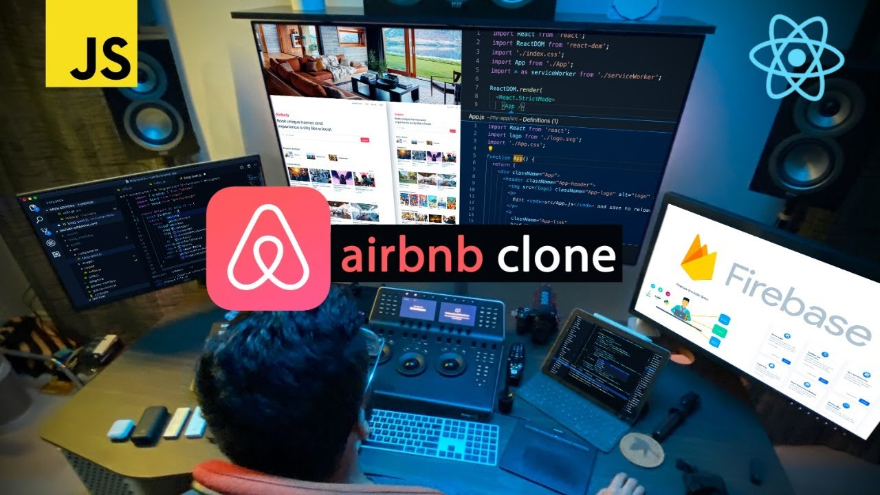 Build an Airbnb Clone with React and Firebase