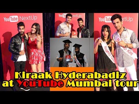 Kiraak hyderabadiz | at Youtube space | mumbai
