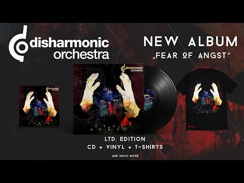 Disharmonic Orchestra - Fear of Angst - New Album - Presale on Kickstarter