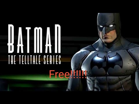How To Unlock All The Episodes Of The Batman Telltale Series Android For Free!!!!