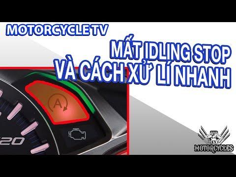 Video 101: Dạy Sửa Xe Mất Idling Stop Cách Xử Lý Nhanh Gọn.   Motorcycles TV