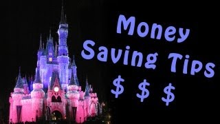 Guide: How to Save Money at Disney World