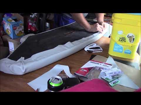 Cheap Vinyl Boat Seat Repair