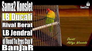 Video Sama2Konslet Abis !!! LB Ducati Wonosobo Rival Berat LB Jendral di Road To Pres Cup V Banjar download MP3, 3GP, MP4, WEBM, AVI, FLV Oktober 2018