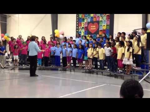 Norcross Elementary School international night May 13th 201