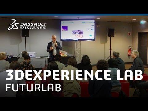 Futurlab - 3DEXPERIENCE Lab - Dassault Systèmes