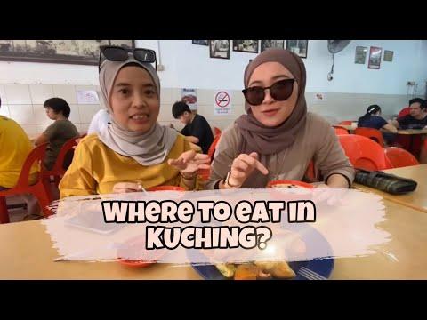 What best in Kuching?   Food Hunting in Kuching    2020