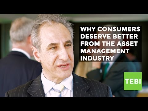Why consumers deserve better from the asset management indus