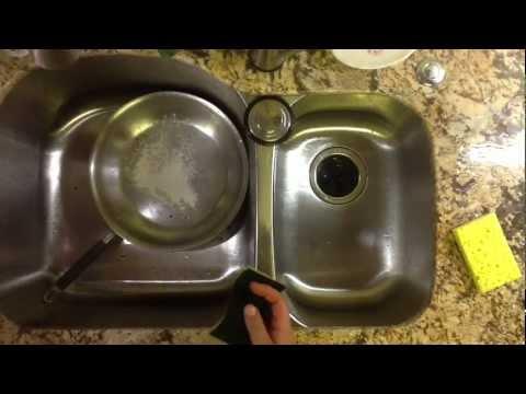 Chef Warren Goodgoll ~ T-Bone w/ Balsamic Vinegar! Cleaning Burned Pan
