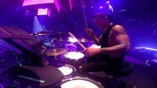 "Maluma - Corazón (Live DrumCam Monterrey 360°) / Miguel Ortiz ""Titi"""