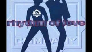 DJ Company - Rhythm Of Love (groovecult pista di fiorano mix)
