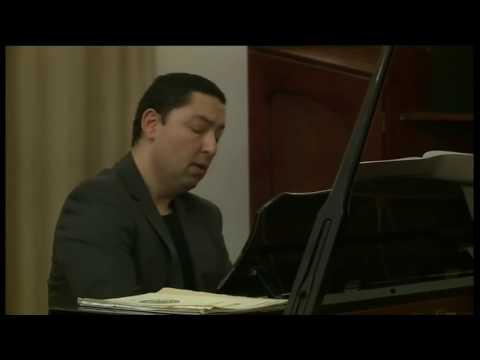 Kodály Memorial Concert - Kodály Institute Kecskemét, Hungary