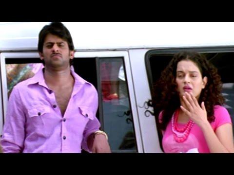 Back To Back Comedy Part - 02 || Ek Niranjan Movie || Prabhas || Kangna Ranaut