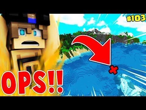 Troviamo la NUOVA ZONA del SUPER PROGETTO! - Vanilla su Minecraft ITA #103