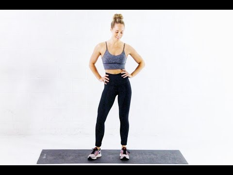 LOW IMPACT HIIT Workout // No Equipment