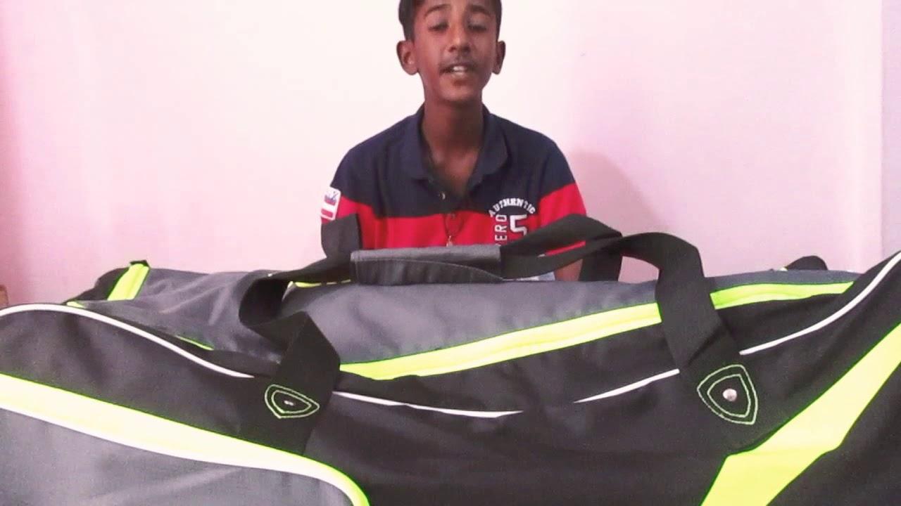 cc313d8caf79 Cricket Kit bag review | SG Teampak