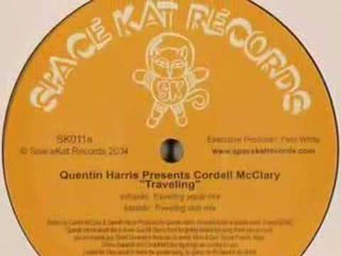 Quentin Harris ft. Cordell McClary  - Travelling (Vocal Mix)