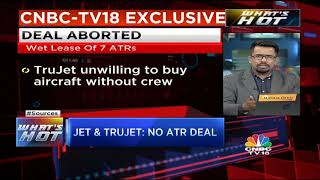Jet & TruJet Call Off ATR Deal