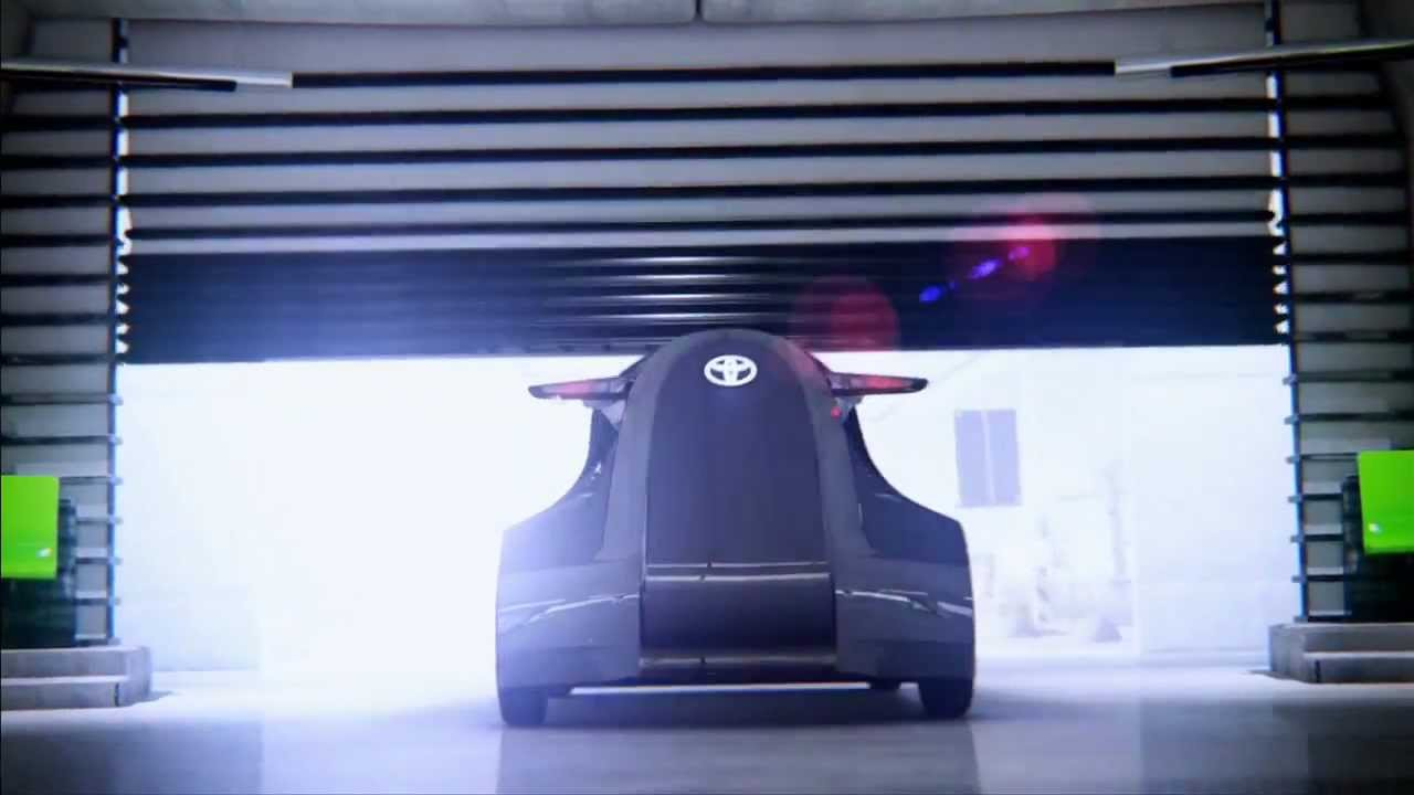 2013 toyota fun vii concept car commercial carjam tv hd. Black Bedroom Furniture Sets. Home Design Ideas