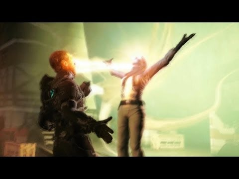 Dead Space 2 Last Chapter, final boss fight and ending