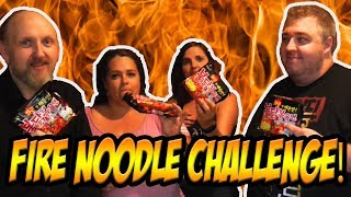 SUPER EXTREME SPICY RAMEN CHALLENGE!!!