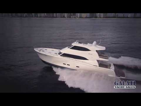 Why purchase a Maritimo with Galati Yacht Sales?