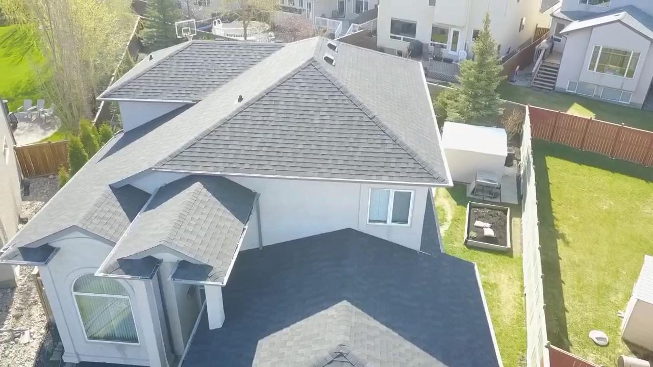 Winnipeg Roofing Drone Footage 15 Inniscross Winnipeg
