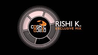 Exclusive Mix Series: Rishi K.