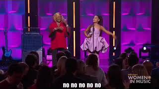 Ariana Grande Discurso de  Billboard Women in Music subtitulado al español