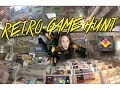 Retro Game Hunting | NEW RETRO GAMES STORE & Charity Shop Game Hunt | TheGebs24