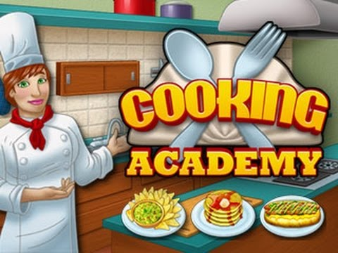 Cooking Academy [My Favorite Cooking Game] – First Start Gameplay Review [Mac Store]