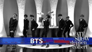 Download BTS Performs 'Boy With Luv' Mp3 and Videos