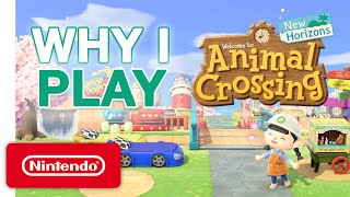 Why I Play – Animal Crossing: New Horizons