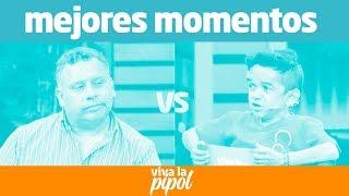Willy Sabor y Miguelito vivieron tenso versus en Viva La Pipol 😱😂