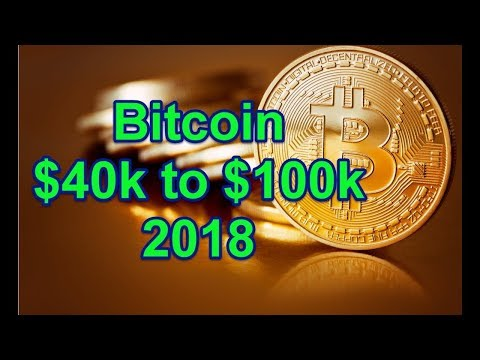 HOT HOT!! Bitcoin Price Forecast 2018 - BITCOIN Go OVER $100,000 In 2018