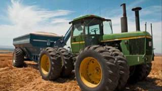 Jason Aldean - Big Green Tractor (Chipmunk Remix)